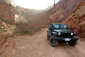 Another Jeep trail in Moab, Utah. I can't wait!