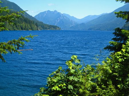 Lake Crescent Washington Our Great American Adventure