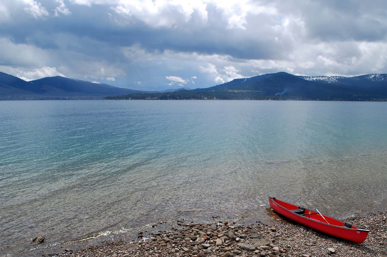 Flathead Lake Clear Images Galleries
