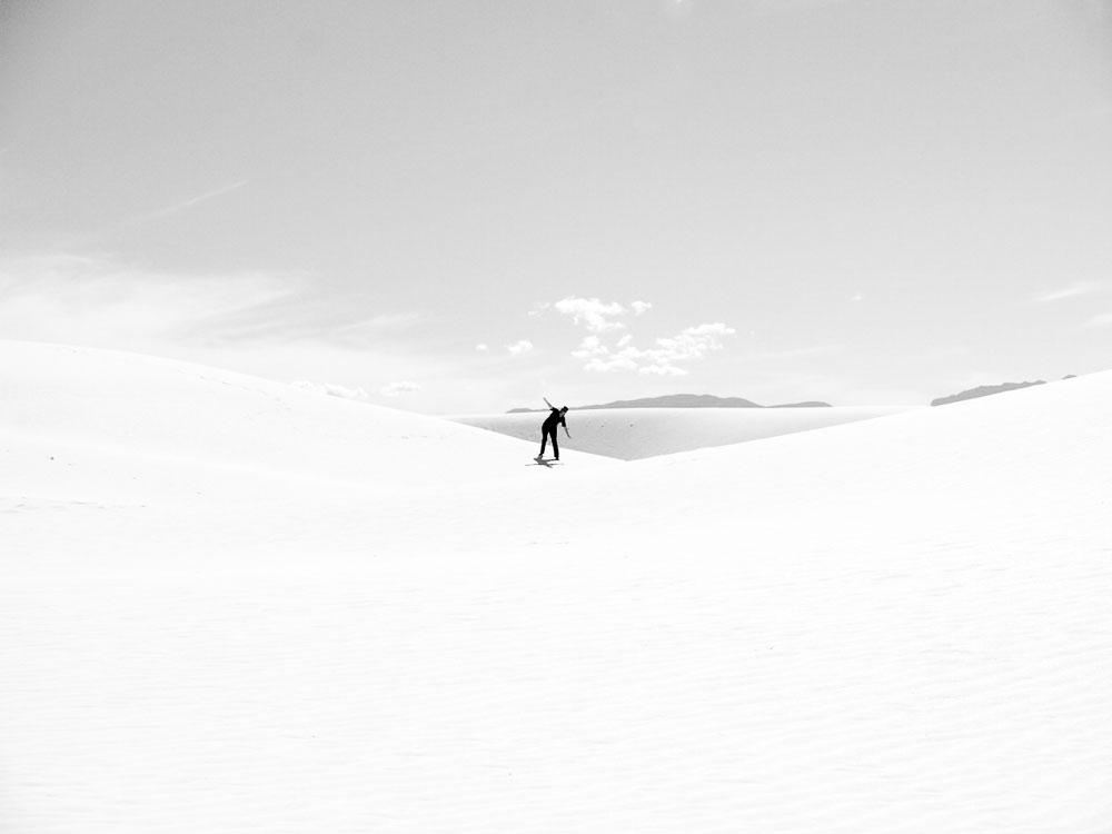 White Sands FAA B-White