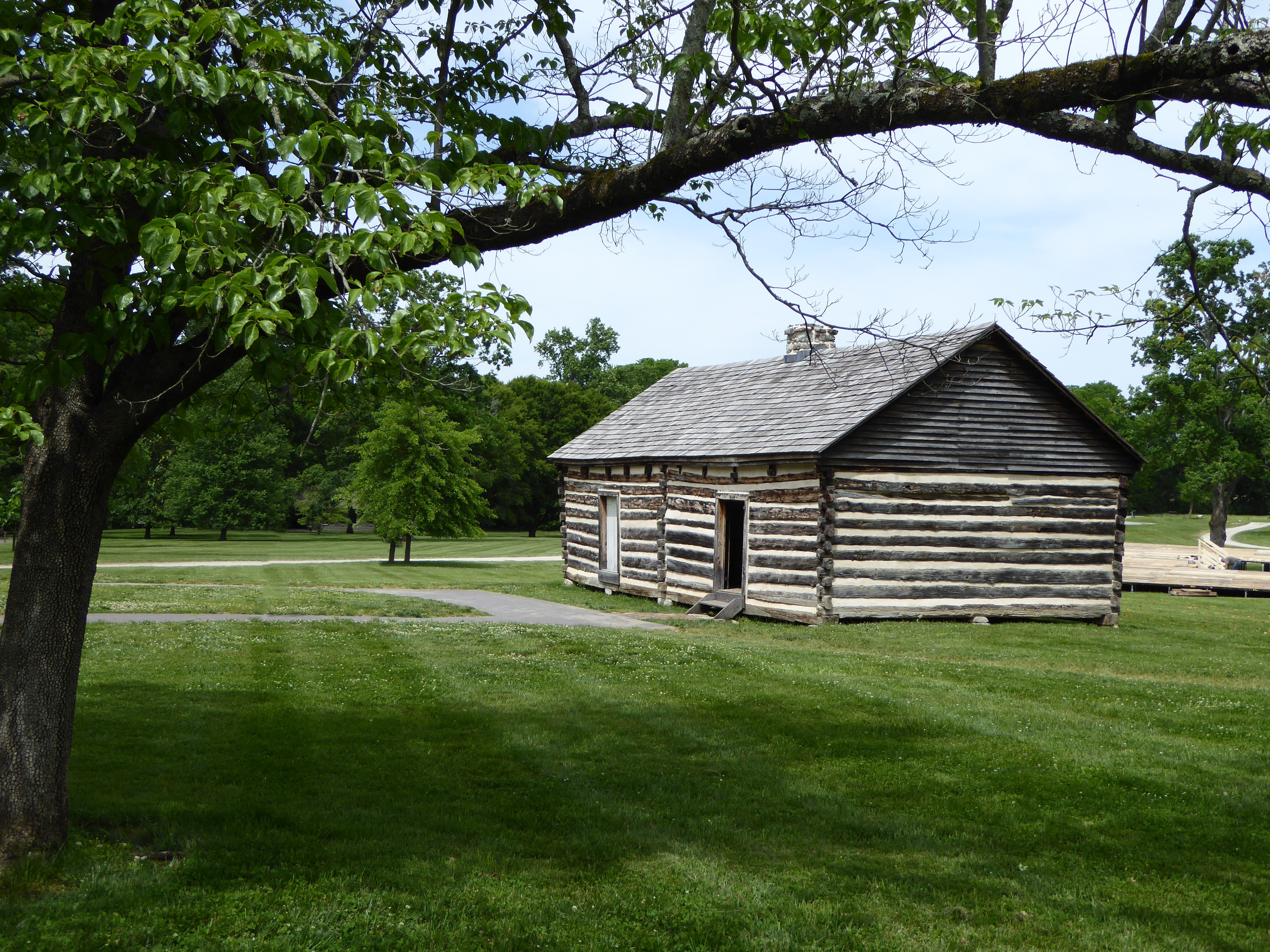 The hermitage andrew jackson s home our great american for Hermitage house