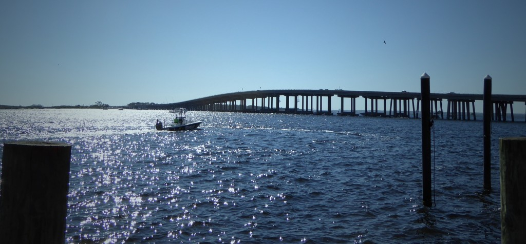 Destin florida and okaloosa island our great american for Destin fishing pier